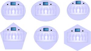 Typy vibračných dosiek dosolária
