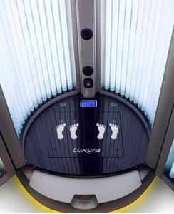 Vibrační deska Luxura dosolária
