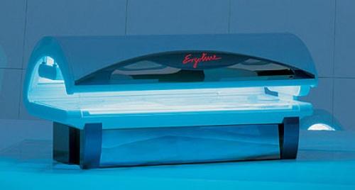 Solárium Ergoline Classic 300 Super power