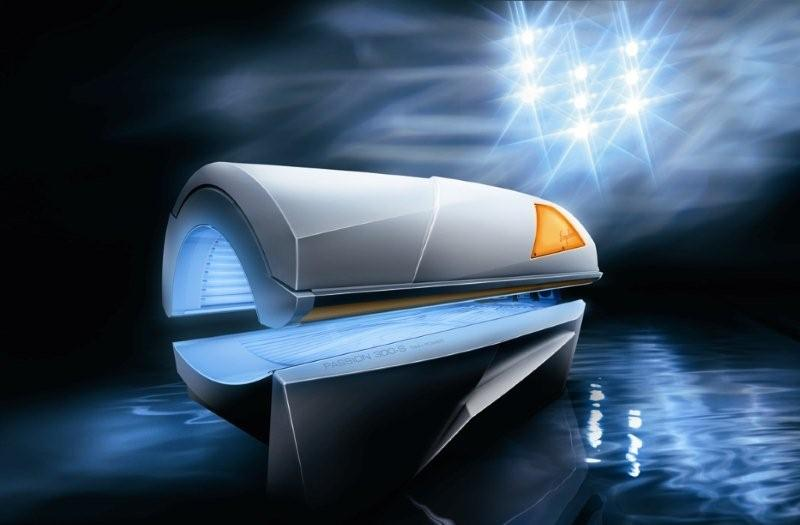 Solárium Ergoline Passion 350 - S
