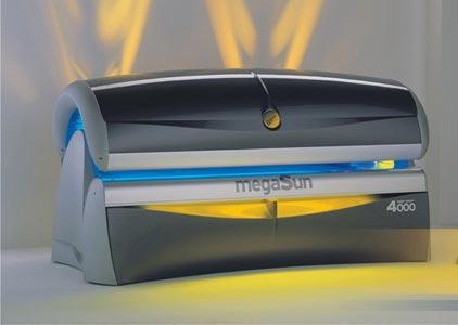 Domácí solárium MegaSun 4000