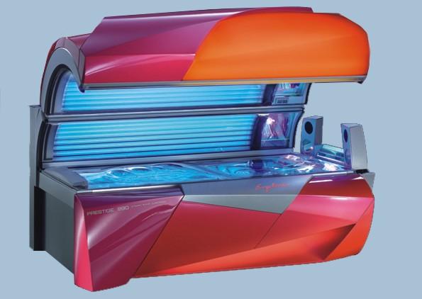 Solárium Ergoline Prestige 990 DP