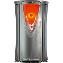 Solárium MegaSun Tower pureEnergy T200