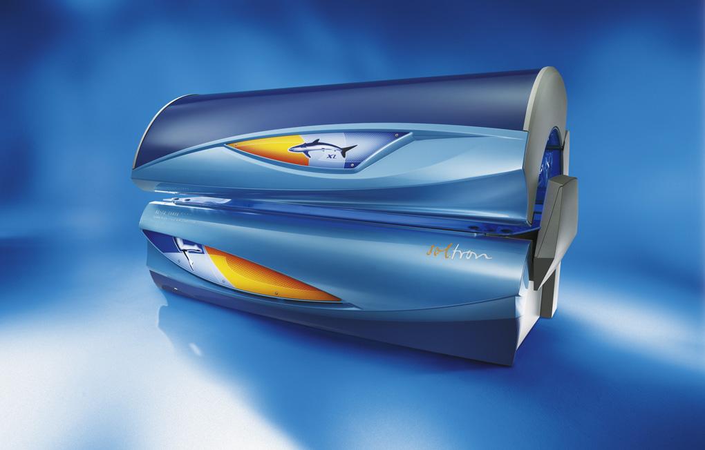 Solárium Soltron XL-70 Shark