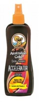 Australian Gold Dark Tanning Accelerator Spray with Quinoa 250 ml - VÝPRODEJ