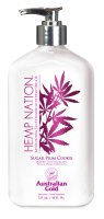 Australian Gold Hemp Nation Sugar Plum Cookie Body Lotion 535 ml