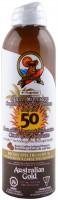 Australian Gold Premium Coverage SPF 50 Continuous Spray BRONZER 177 ml - SUPER AKCE