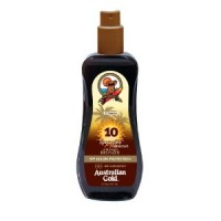 Australian Gold SPF 10 spray GEL s BRONZEREM 237 ml - AKCE