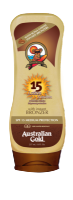 Australian Gold SPF 15 Lotion + bronzer 237 ml
