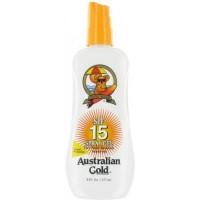 Australian Gold SPF 15 spray GEL 237 ml - AKČNÍ NABÍDKA