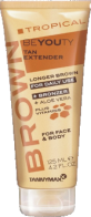 Tannymaxx Brown Tropical Beyouty Tan Extender 125 ml - VÝPRODEJ