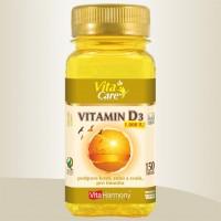 Vitamin D3 1.000 m.j. (25 mcg) - 150 tob.