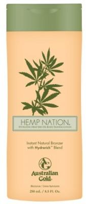 Australian Gold Hemp Nation® Instant Natural Bronzer 250 ml - VÝPRODEJ