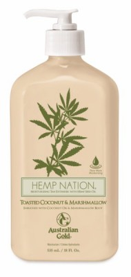 Australian Gold Hemp Nation® Toasted Coconut & Marhsmallow  535 ml - AKCE