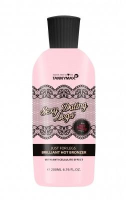 Tannymaxx Sexy Dating Legs HOT Briliant Bronzer 200 ml