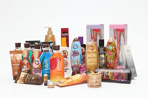 Kosmetika do solária