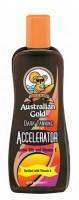 Australian Gold Dark Tanning Accelerator Lotion 250 ml