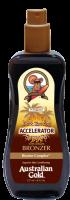 Australian Gold Dark Tanning Accelerator Spray Gel with bronzer 237 ml - SUPER AKCE