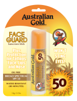 Australian Gold Face Guard Stick SPF 50 14g - VÝPRODEJ