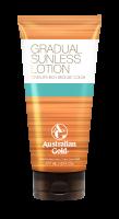 Australian Gold Gradual Built Sunless Lotion 177 ml