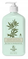 Australian Gold Hemp Nation® Sea Salt & Sandalwood 535 ml