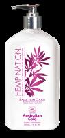 Australian Gold Hemp Nation Sugar Plum Cookie Body Lotion 535 ml