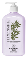 Australian Gold Hemp Nation® Wild Berries & Lavender Body Lotion 535 ml