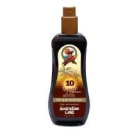 Australian Gold SPF 10 spray GEL s BRONZEREM 237 ml - AKCE