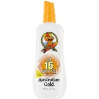 Australian Gold SPF 15 spray GEL 237 ml - VÝPRODEJ