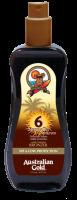 Australian Gold SPF 6 spray GEL s BRONZEREM 237 ml