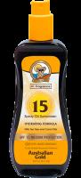 Australian Gold Spray Oil SPF 15 Carrot Oil Formula