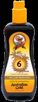 Australian Gold Spray Oil SPF 6 Carrot Oil Formula