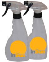 Lahev s rozprašovačem pro solária