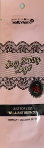 Tannymaxx Sexy Dating Legs HOT Briliant Bronzer 15 ml