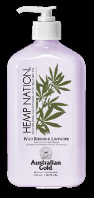 Australian Gold Hemp Nation® Wild Berries & Lavender Body Lotion 535 ml - AKCE