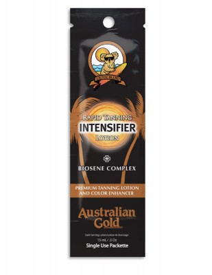 Australian Gold Rapid Tanning Intensifier Lotion 15 ml - VÝPRODEJ