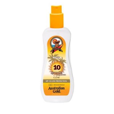 Australian Gold SPF 10 spray GEL 237 ml