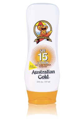 Australian Gold SPF 15 Lotion 237 ml - AKCE