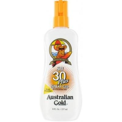 Australian Gold SPF 30 spray GEL 237 ml