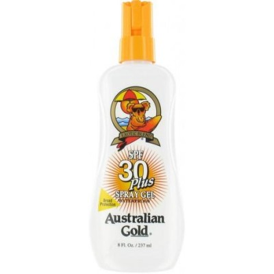 Australian Gold SPF 30 spray GEL 237 ml - VÝPRODEJ