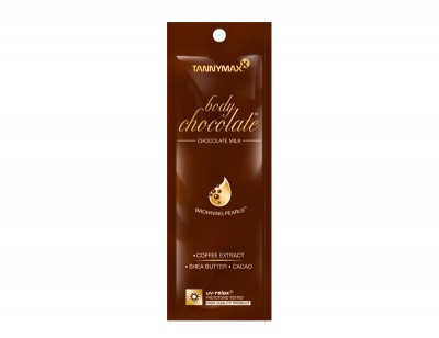 Body Chocolate Milk 15 ml - VÝPRODEJ Tannymaxx