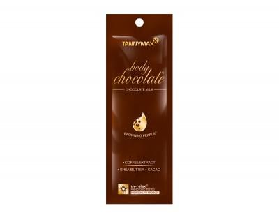 Body Chocolate Milk 15 ml - VÝPRODEJ Tannymaxx