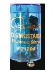 Elektronický starter 4 - 180W Solar