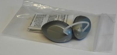 Ochranné brýle do solária ECO1 v sáčku LESSIAN GISS