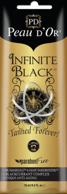 Peau d'Or Infinite Black 15 ml - VÝPRODEJ