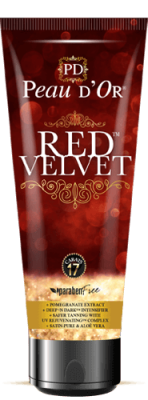 Peau d'Or Red Velvet 250 ml - AKCE