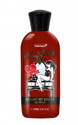 Tannymaxx Sexy Dating Legs HOT Briliant Bronzer 200 ml - SUPER AKCE