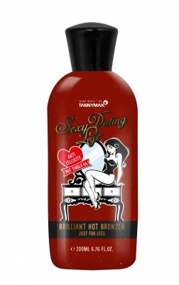 Tannymaxx Sexy Dating Legs HOT Briliant Bronzer 200 ml - VÝPRODEJ