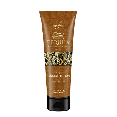 Tannymaxx Tinted Tequila Deep Tanning 125 ml  - AKCE art of sun