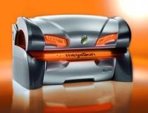 Repasovaná solária Megasun